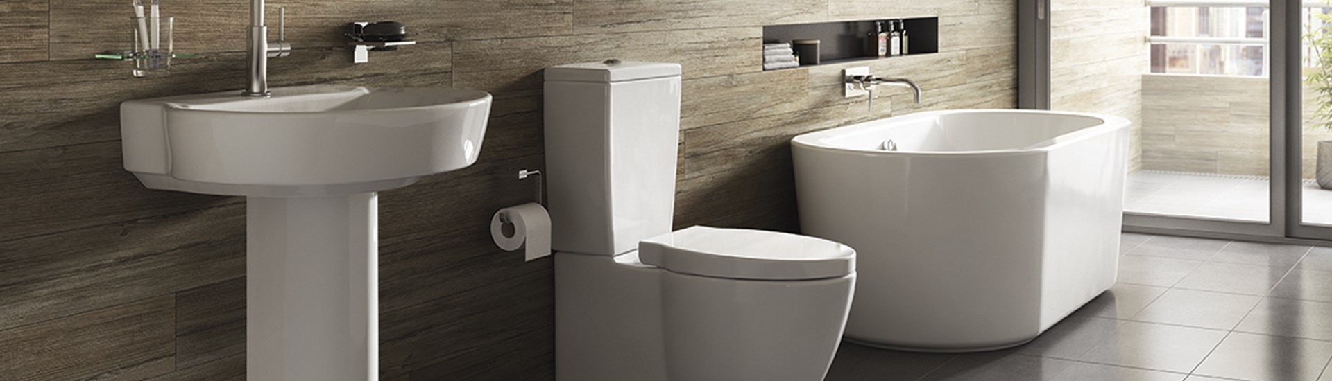 Bathroom design and installation in Carlisle, Cumbria