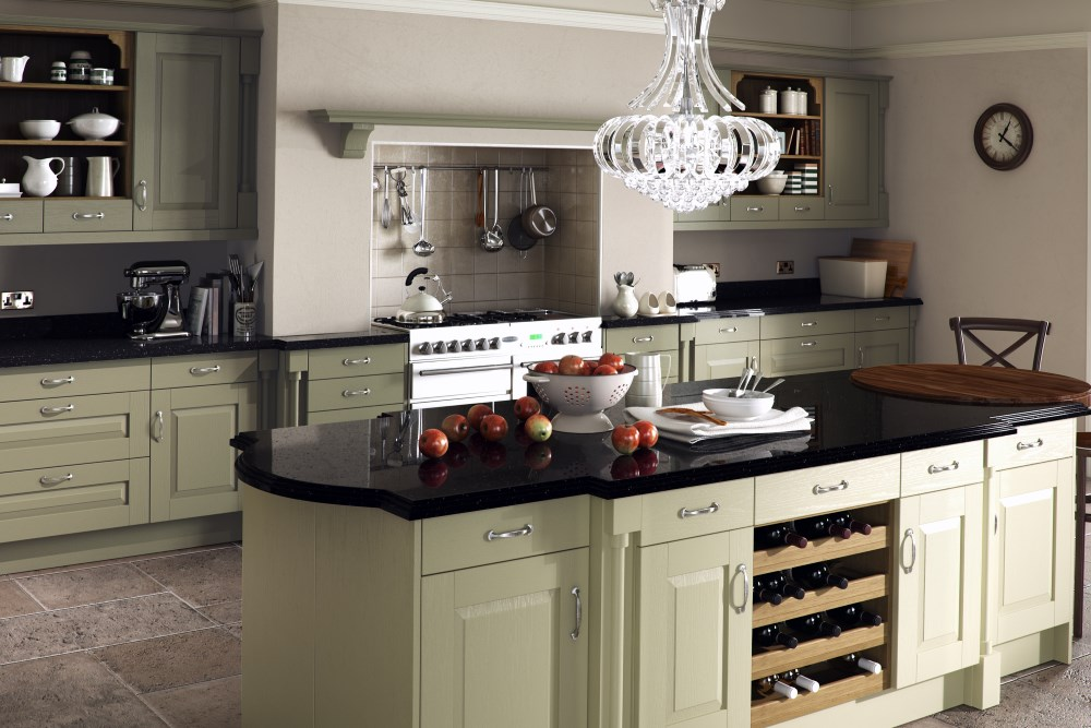 Traditional kitchen design and installation, Carlisle, Cumbria