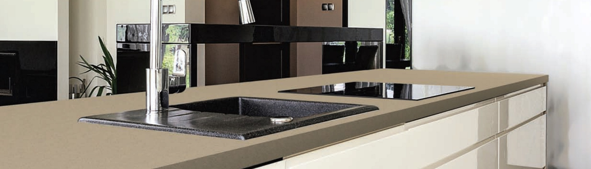 Kitchen worktop installation and supply in Carlisle, Cumbria