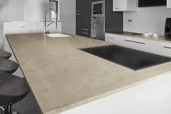 Wood, granite and laminate kitchen worktops in Carlisle, Cumbria